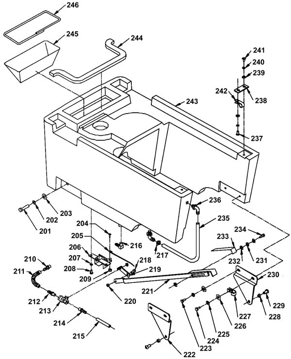 Wiring Diagram For 210 212 214 216ignitionswitch