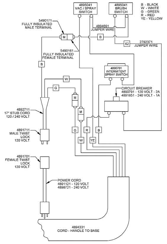 Twist Lock Plug Wiring Diagram
