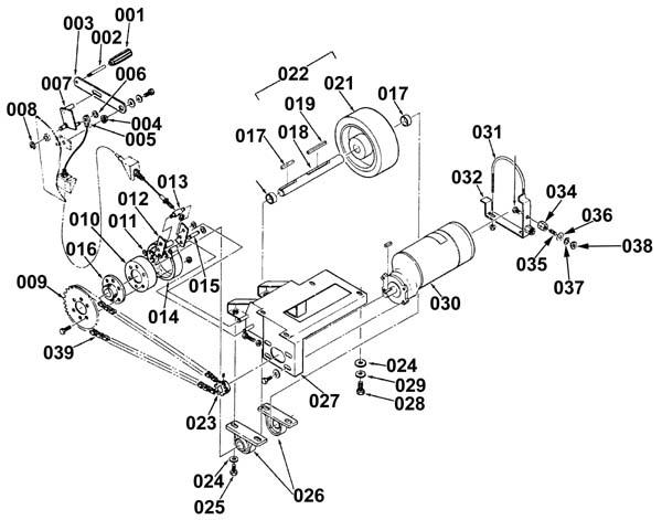Flojet Pump Diagram