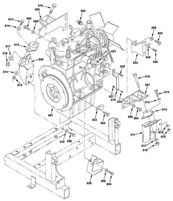 3126 Caterpillar Engine Thermostat Location