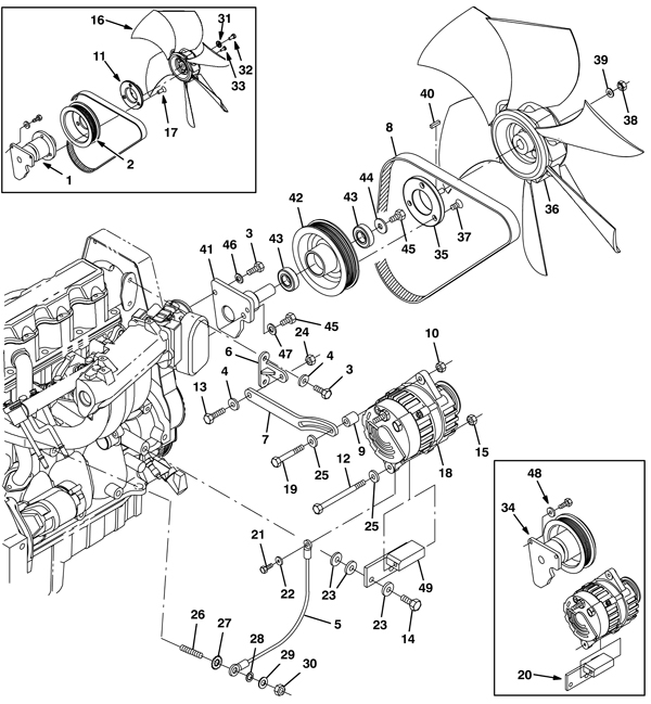 inturnal gm alt wiring diagram