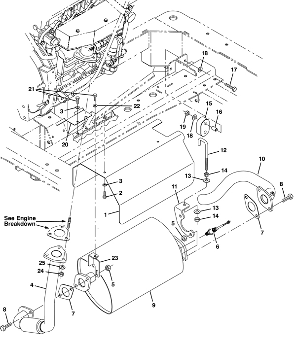 3126 Caterpillar Engine Thermostat Location