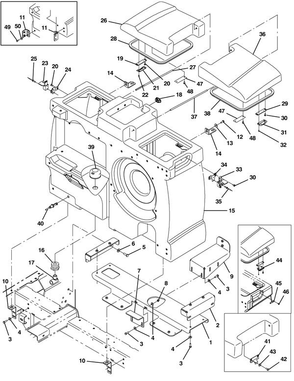 1905 30 Amp Fuse Box