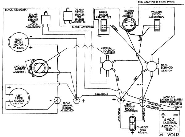 6 Volt Battery Wiring Diagram