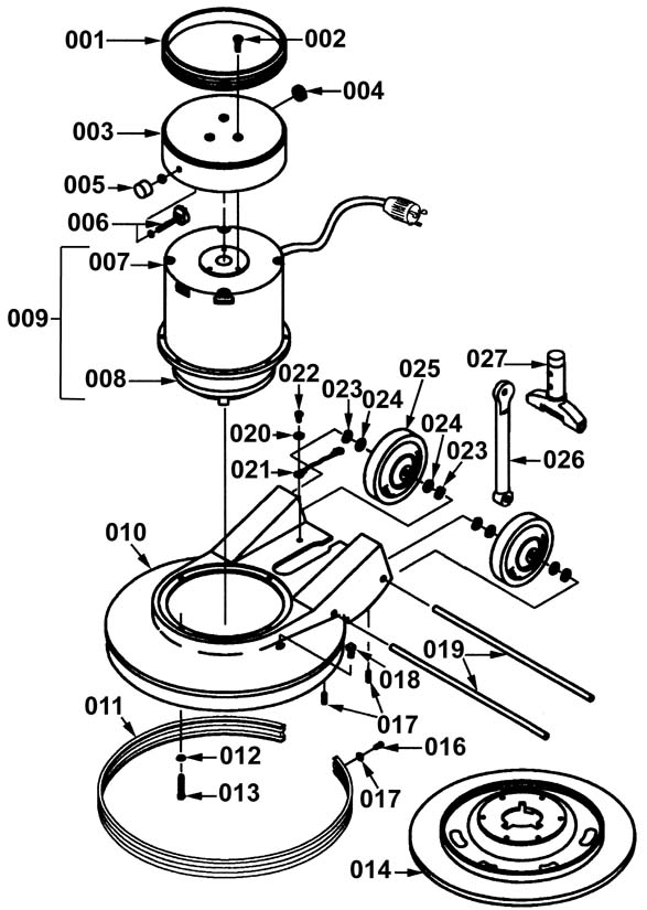 Motor And Chassis Assembly Mcgill Switch Wiring Diagram: Insul System Wiring Diagram At Ultimateadsites.com