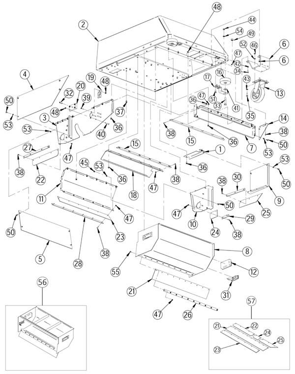 Tube Amp Attenuator Schematic