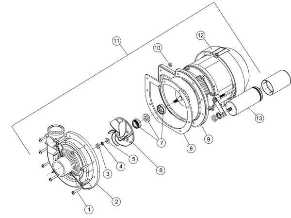 Panhead Oil Pump Diagram