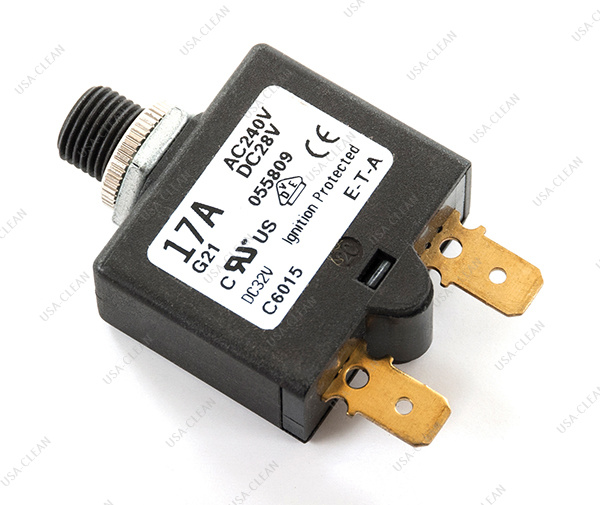 Circuit Breaker Details 240 0115 Usa Clean