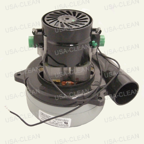120v 2 stage vacuum motor dual ball tangential details for 2 stage vacuum motor