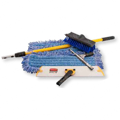 Hillyard C3 Restroom Cleaning : Daily cleaning kit details  usa clean