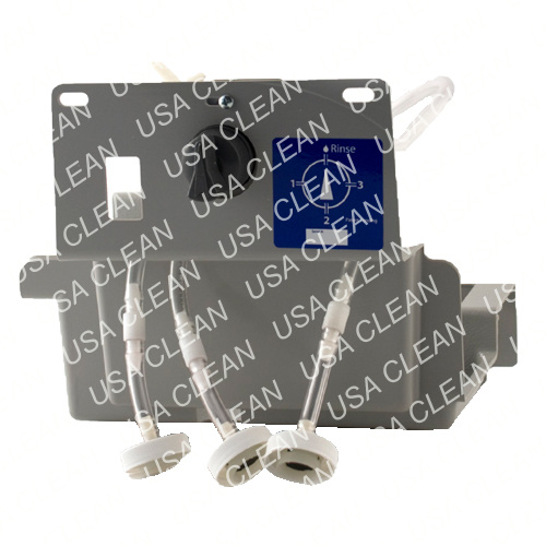Hillyard C3 Restroom Cleaning : C hydraulic and chassis replacement kit details